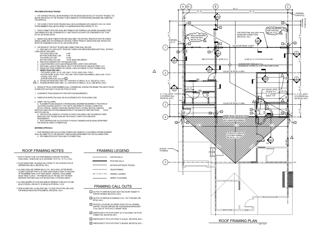 HY Residence - Structural Engineering Design CA, USA